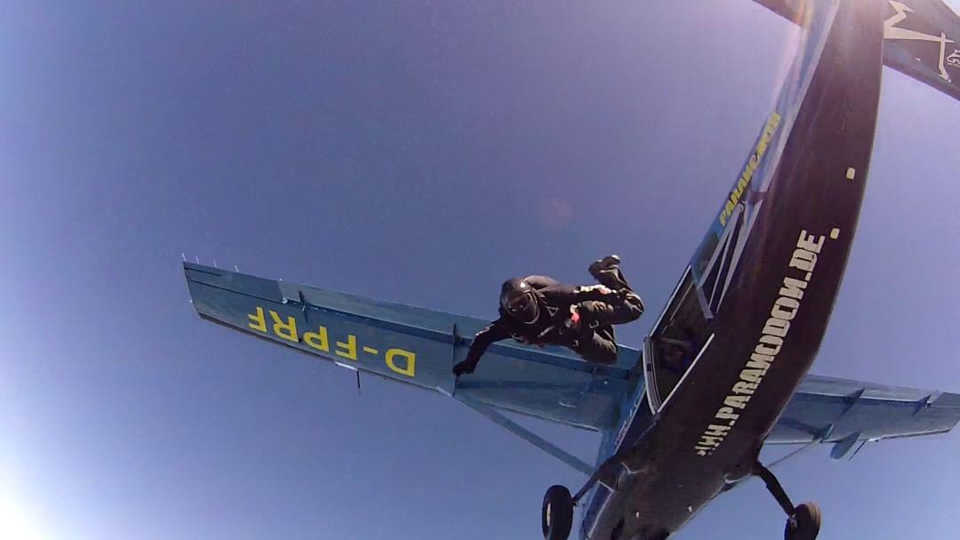 Exit Skydiving PSC Triengen