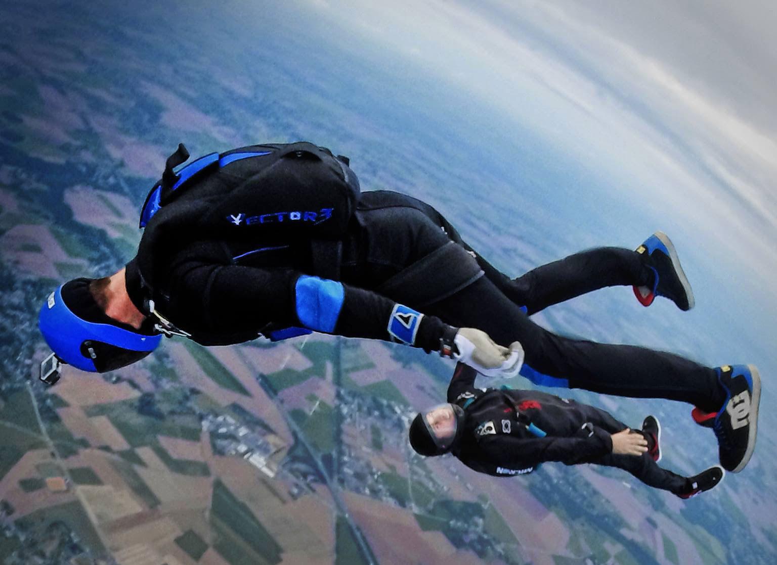 Skydiving Luzern